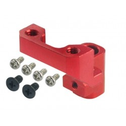 Aluminum Front Landing Peg (RED) (for MH-TX15105)