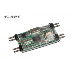 Tarot Dual Voltage Monitoring OSD system zyx14