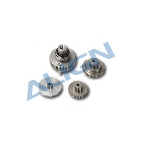 BL700H/800H Servo Gear Set - HSP70001