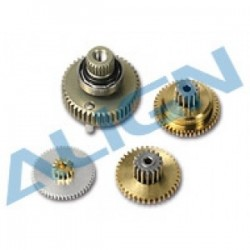 BL750H Servo Gear Set - HSP75001