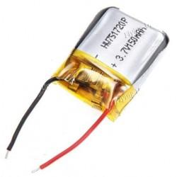 3.7V 150mAh Li-Po Battery