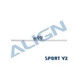 Align Sport V2 Tail Linkage Rod - H45153