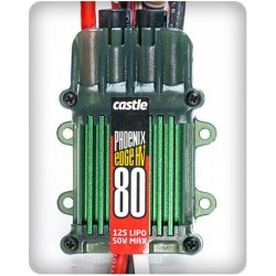Castle EDGE HV 80 Brushless ESC