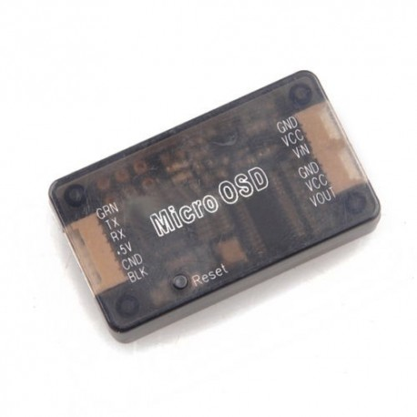 Ultra-clear 3DR Micro OSD compatible APM / Pixhawk PX4