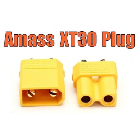 XT30 Power Connectors for 30A