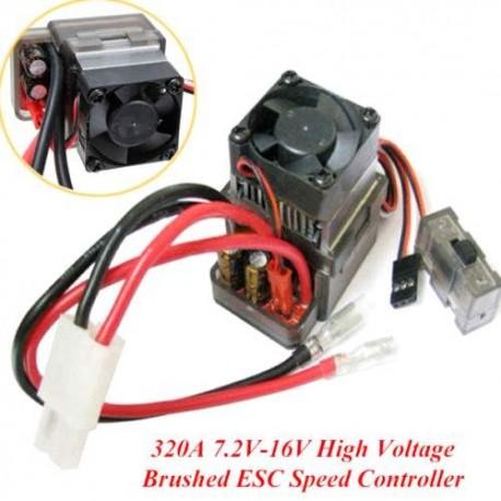 320A 7.2V-16V