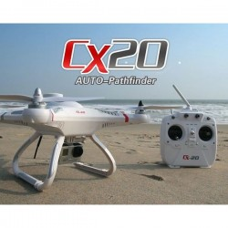 CX-20 Open-source Version Auto-Pathfinder Quadcopter RTF