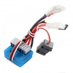 Bidirectional ESC Brush Speed Controller HSP For 1/10 Buggy