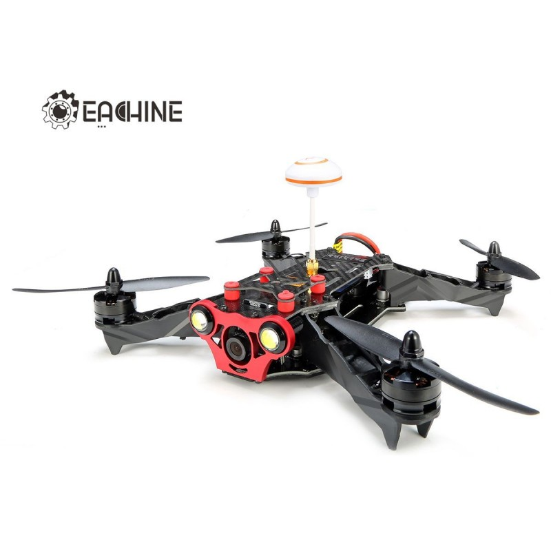 how to build a drone with camera