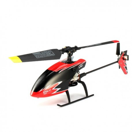 ESKY 150X 2.4G 4CH Mini 6 Axis Gyro Flybarless RC Helicopter