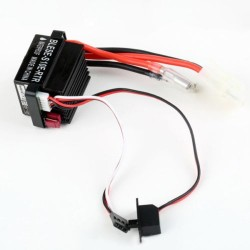 320A Brushed Speed Controller ESC For RC Car Boat Truck