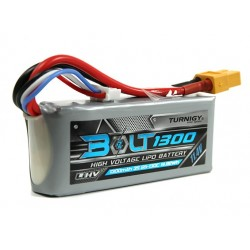 Turnigy Bolt 1300mAh 3S 11.4V 65~130C High Voltage Lipoly (LiHV)