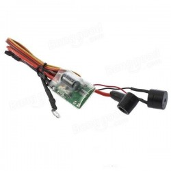 Remote Controlled Glow Plug Driver Auto-Booster With Buzzer RCD3002