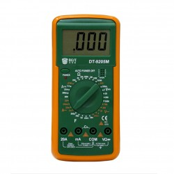 BEST DT9205M LCD Digital Multimeter