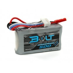 Turnigy Bolt 500mAh 3S 11.4V 65~130C High Voltage Lipoly Pack (LiHV)