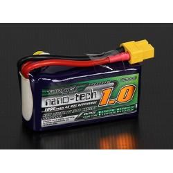 Turnigy nano-tech 1000mAh 4S 45~90C Lipo Pack