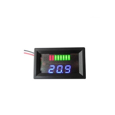 2S Lipo Battery Power Tester Indicator Display