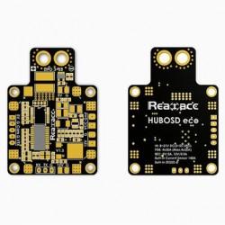 Realacc / Matek HUBOSD ECO X Type w/STOSD8 Current Sensor 5V 12V Dual BEC PDB with XT60 Plug