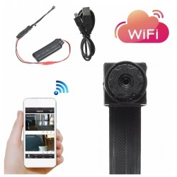 DANIU Mini Wifi Module Camera CCTV IP Wireless Surveillance Camera for Android iOS PC