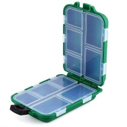 Tackle Box 10 Compartments Case