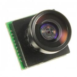600TVL 2.8mm Lens 1/4 CMOS 110 Degree Wide Angle PAL FPV Camera
