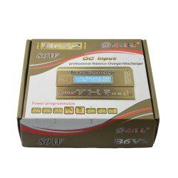 HTRC IMAX B6 V2 80W 6A Digital RC Balance Charger discharger for LiHV