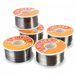 DANIU 100g 63/37 Tin Lead Rosin Core 2mm 2% Flux Reel Welding Line Solder Wire