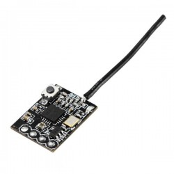 0.9g 8CH Micro Receiver with SBUS PPM Output Binding Button for FRSKY Transmitter