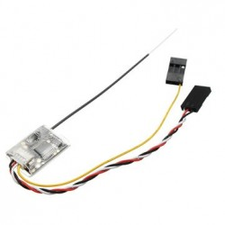 8/18CH Mini Receiver With PPM iBus SBUS Output for Flysky i6 i6x AFHDS 2A Transmitter