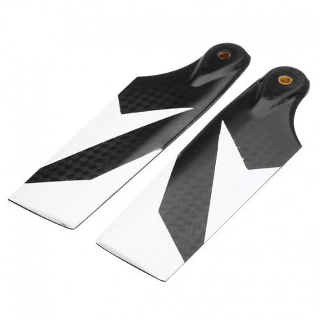 ALZRC Devil 505 Fast RC Helicopter Parts Carbon Fiber Tail Blade-80mm