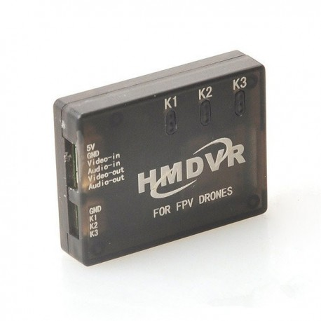 HMDVR Mini DVR Video Audio Recorder For FPV Multicopters
