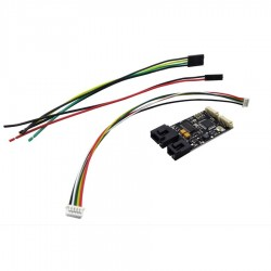 Minim Osd Mavlink Flight Controller Attitude OSD for APM