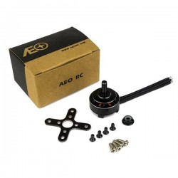 AEO XMC2205 1500KV 2-3S Brushless Motor For RC Airplane