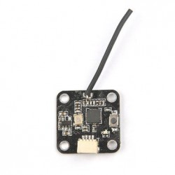 1.1g 15x15mm Eachine TeenyCube 2.4G Compatible Flysky AFHDS 2A Receiver IBUS PPM Output