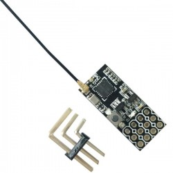FS2A 4CH AFHDS 2A Mini Compatible Receiver PWM Output for Flysky i6 i6X i6S Transmitter