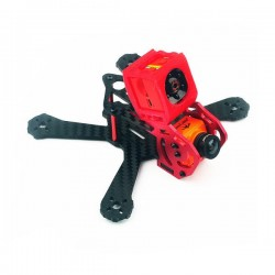 Special Edition Realacc Venom125 125mm Carbon Fiber RC Drone Frame W/ 3D-Printed TPU SQ11 holder