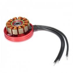 Racerstar Motor Stator For BR2205 2300KV Brushless Motor Red