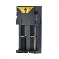 ADEASKA Q2 3A Intelligent Universal Smart Battery Charger for IMR/Li-ion Ni-MH/Ni-Cd Battery 18650