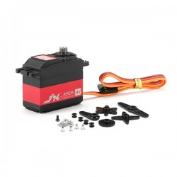 JX Servo PDI-HV5932MG 30KG Large Torque 360° High Voltage Digital Servo
