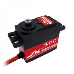 JX Servo PDI-6225MG-300 Degree PDI-6225MG 25kg Metal Gear Digital Servo For RC Airplane