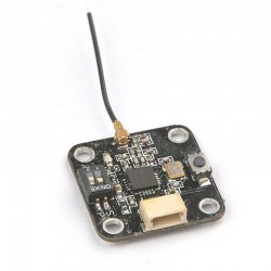 1.2g 15x15mm Eachine TeenyCube 2.4G 8CH SUBS PPM Switchable Output Frsky ACCST Receiver