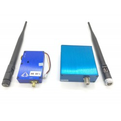 Long Distance 1.3GHz 3W Audio Video Transmitter Receiver FPV For RC