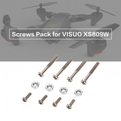 Spare Screws Pack for VISUO XS809W XS809HW FPV Quadcopter