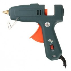 60/100W Mini Electric Heating Hot Melt Glue Gun Professional Tool For Hobby Craft DIY