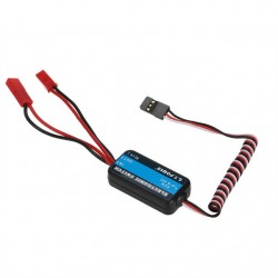 GT-POWER 4 - 8.4V 10A High Power Remote Control Electronic Switch for RC
