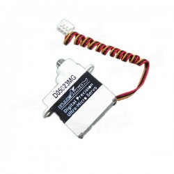 Bluearraow D05023MG Upgrade Metal Servo For WLtoys V950 RC Helicopter