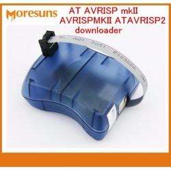 AVRISP mkII AVRISPMKII ATAVRISP2 Support for ATMEL STUDIO 4/5/6/7 IC Programmer