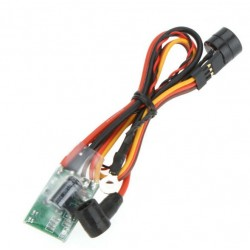 Remote Controlled Glow Engine Auto Booster/ Switch RCD3007 (Buzzer Version)