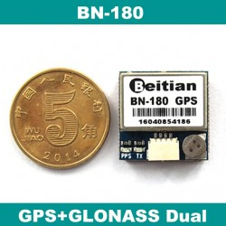 small size GLONASS Dual NEO-M8N Solution GNSS/GPS Module