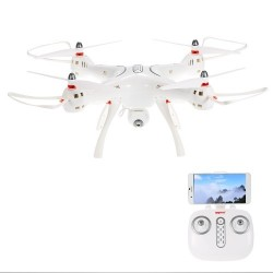 Syma X8PRO 720P HD Camera Wifi FPV GPS RC Drone Quadcopter - RTF
